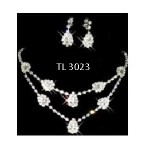 EARRING and NECKLACE TL3023