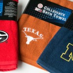 NCAA Licensed Towel Selection