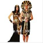 Halloween Costumer Egyptian Prince and Princess