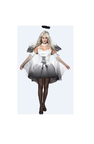 Halloween Costume Fallen Angel