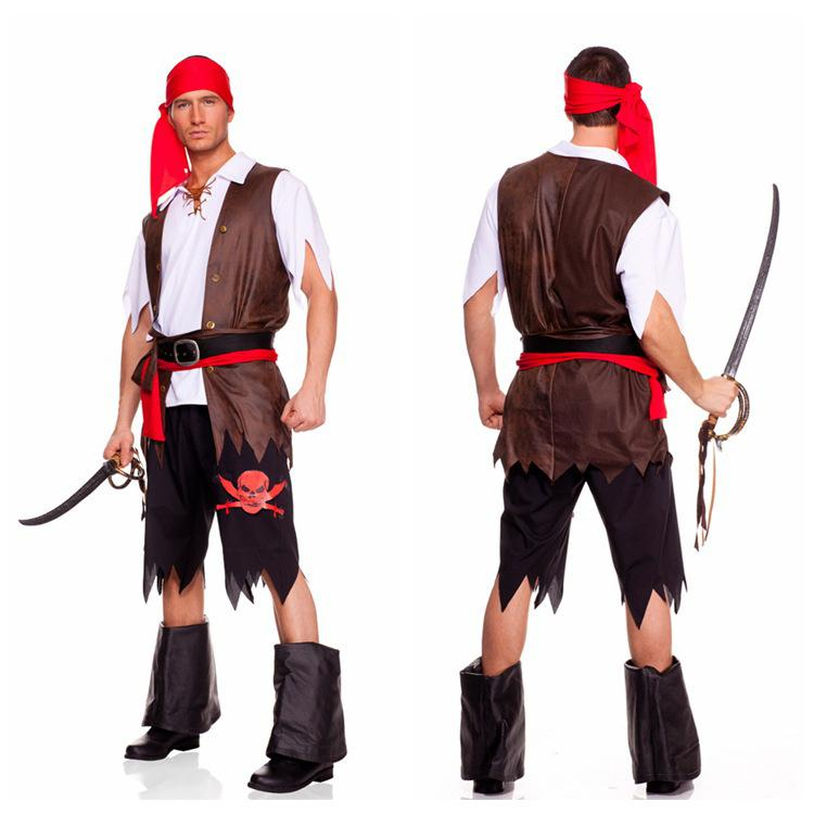 Halloween Pirate Costume