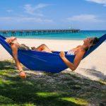 Hammock - Blue - LS beach