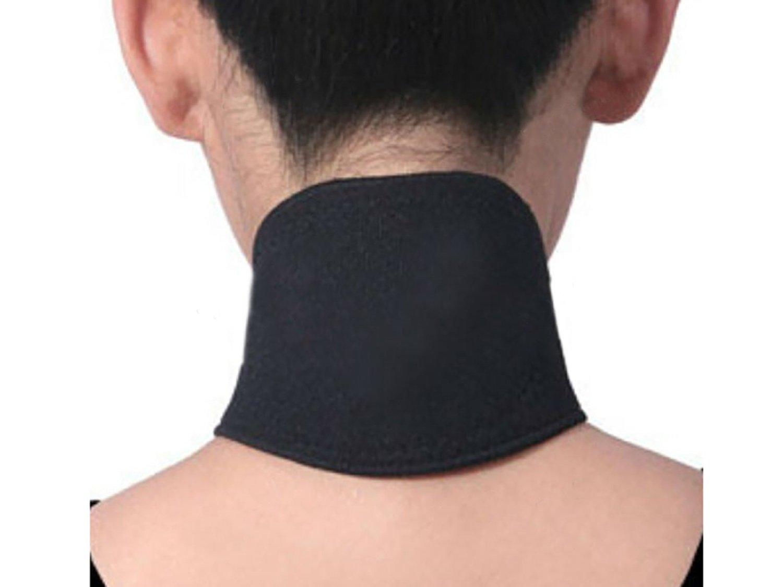 tourmaline neck wrap back