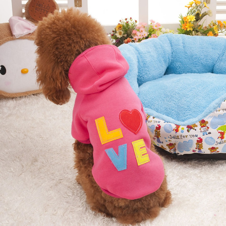 LOVE sweater – pink