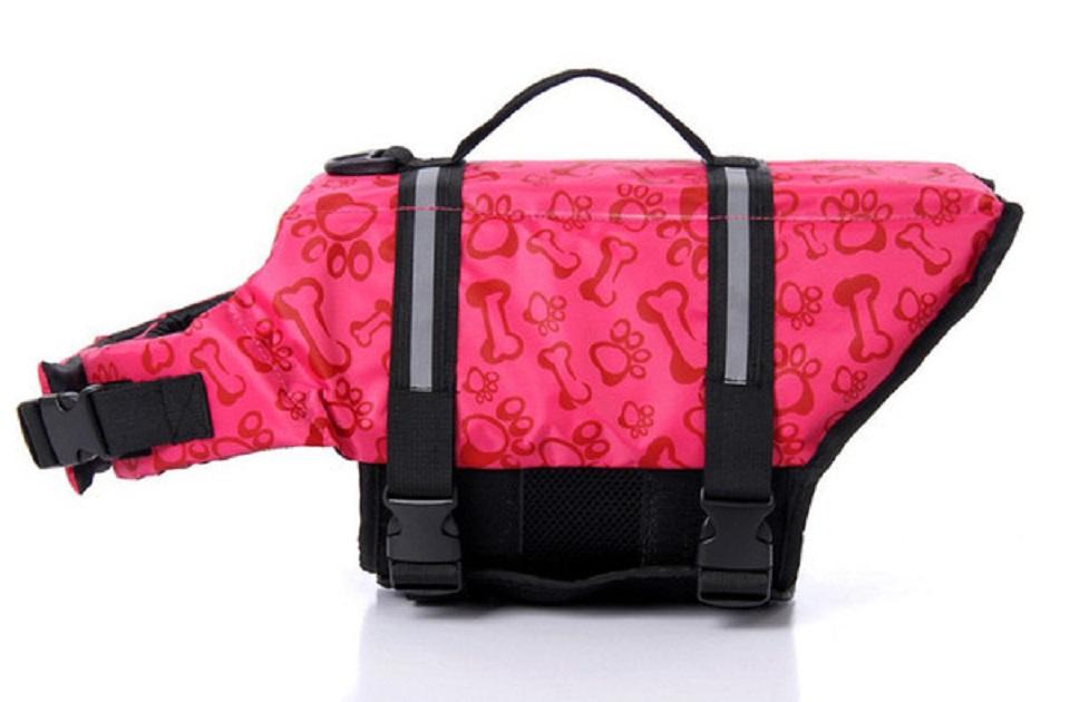 life preserver – pink