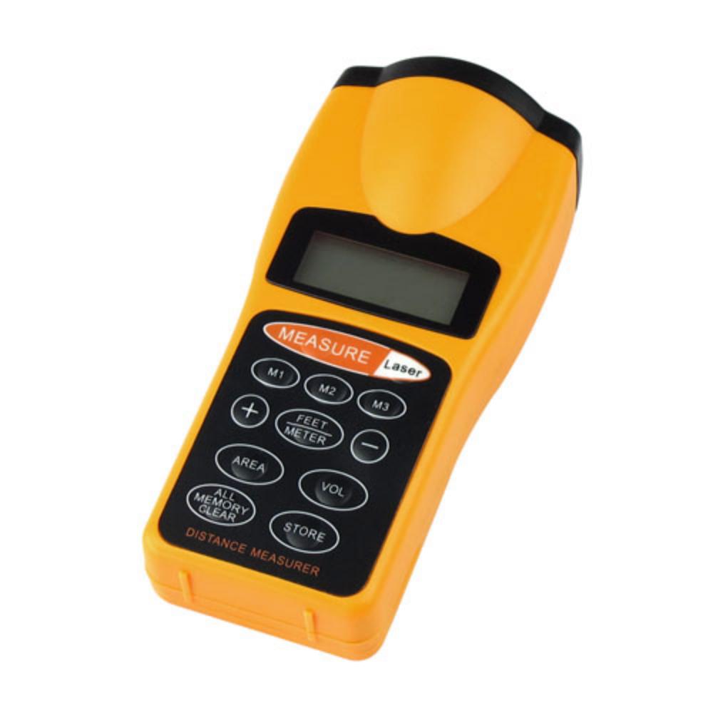 Laser Measuring Instruments : Durable ultrasonic laser measuring tool redeem source