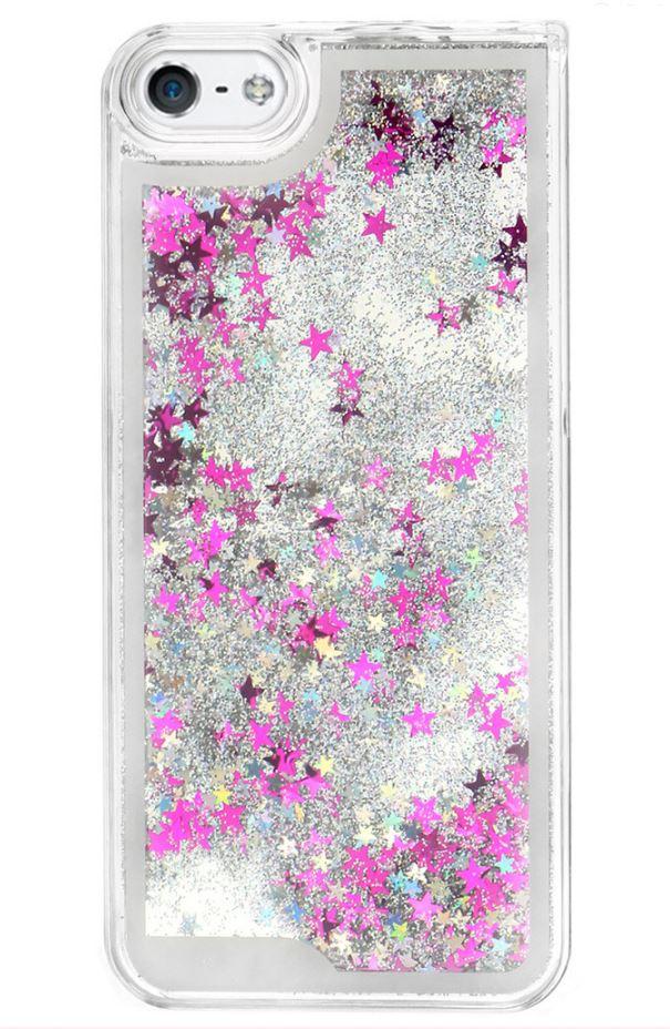 Liquid Glitter Quicksand Phone Cases For Iphone 5 5s