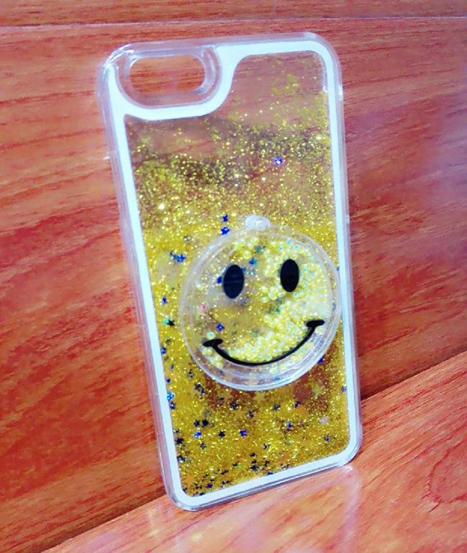 Smiley Face – Yellow