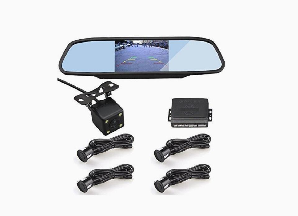 rearview mirror dash cam – 2 poss