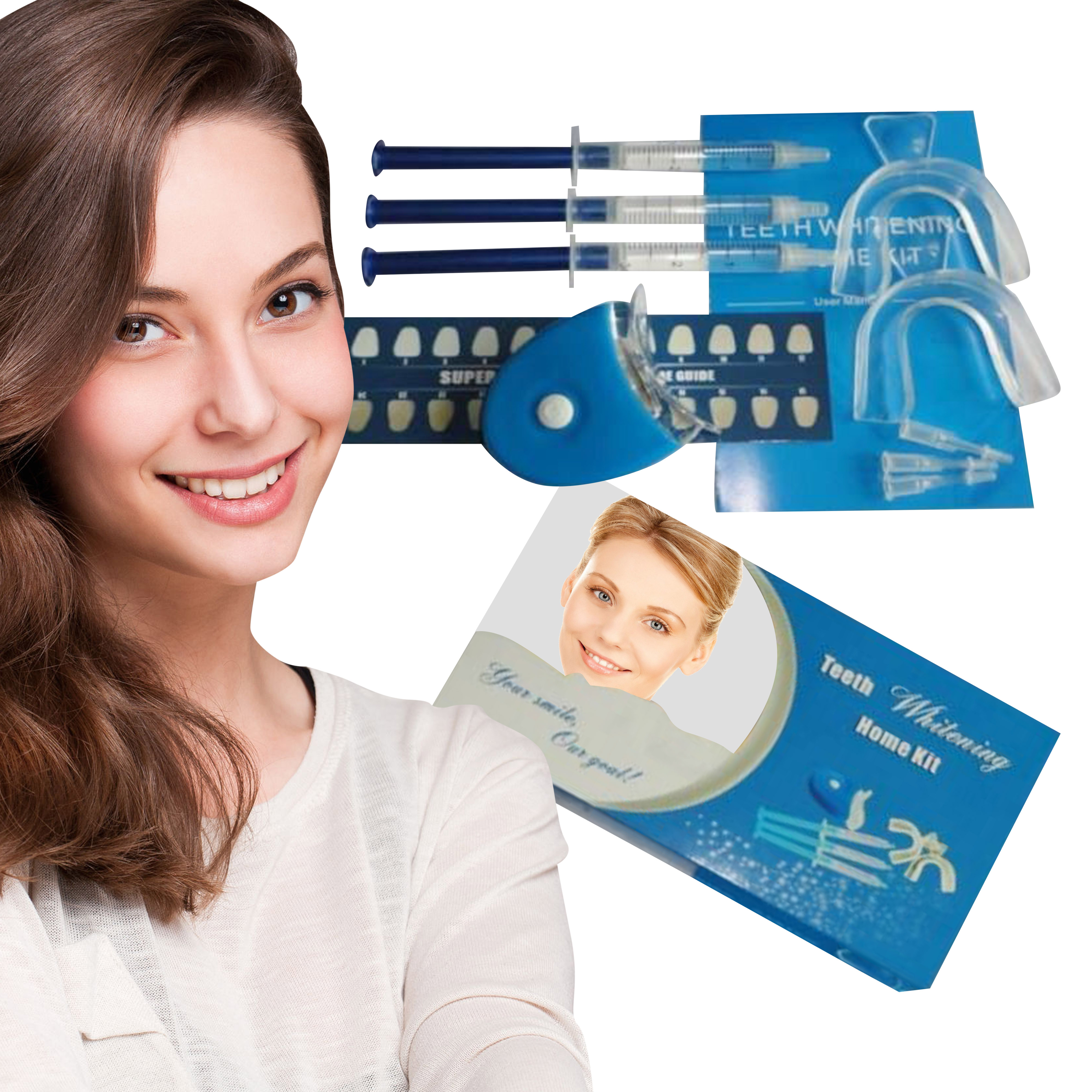 Whitening Gel And Led Light Teeth Whitening Home Kit Redeem Source